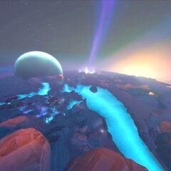 Planeta Sixam w The Sims 4
