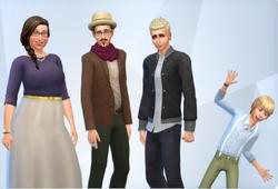 Rodzina Munch