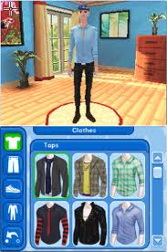 The Sims 3 (Nintendo DS). CAS.jpeg
