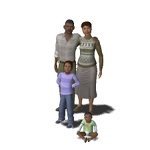Family Curious (The Sims 3)