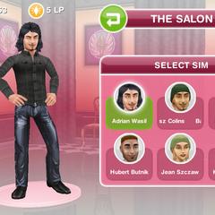 Stylizacja simów na najwyższym światowym poziomie