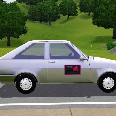 Marnyrzęch należący do pokojówki w The Sims 3