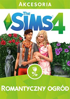 The Sims 4 Romantyczny Ogrod okladka.png