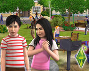 Normal Sims3 Park