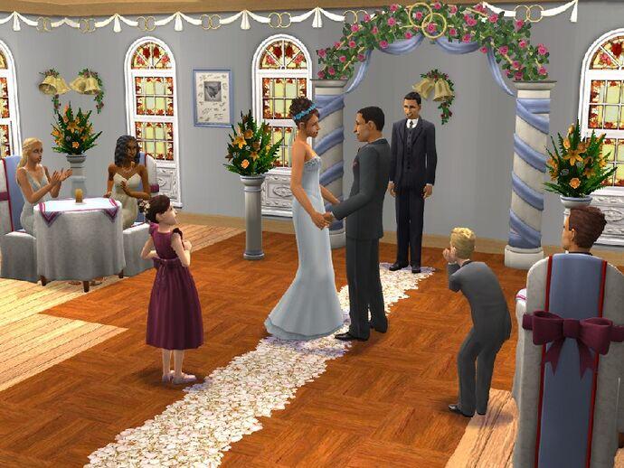 The Sims 2: Impreza
