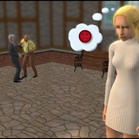 Kordelia Kapulet w The Sims 2.