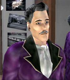 Mortimer Ćwir (The Sims Bustin' Out).jpg