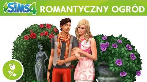 The Sims 4 Romantyczny ogród Akcesoria oficjalny zwiastun