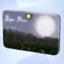Moonlight-falls pocztowka
