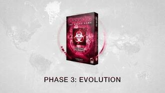 Phase 3 The Evolution Phase for Plague Inc The Board Game