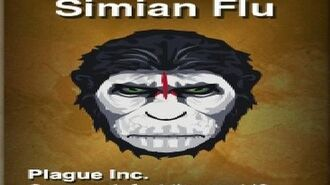 Simian Flu First impressions - Plague inc