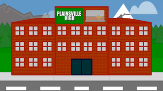 Plainsville High