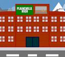Plainsville High