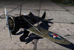 P-26A-34 M2 Peashooter (1)