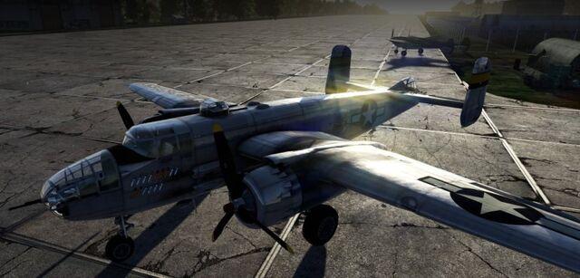 File:B-25J-1 Mitchell (1).jpg