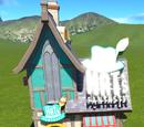 Fairytale Village Hat Shop