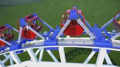 Radius - Flat Ride