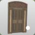 Wooden Door Rectangular icon