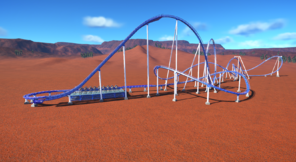 Planet Coaster - Falco image 3