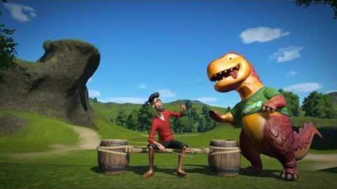 Teaser Launch Trailer - Planet Coaster