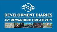 Dev Diary 2 - Rewarding Creativity