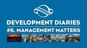 Dev Diary 6 Management Matters – Planet Coaster