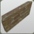Sandstone Wall Half Height icon