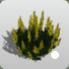 Yellow Floral Bush icon