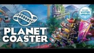 Planet Coaster - Tutorial Let's Play - Episode 3 - Paths Continued!!