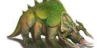 Coelodonta Greenback-Rhino