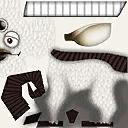 P51 Online Goat Texture
