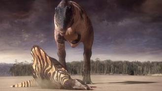 1x1 OuranosaurusDying