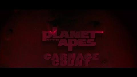 How Many Kills in Planet of the Apes (2001)