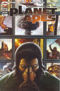 Revolution on the Planet of the Apes 4