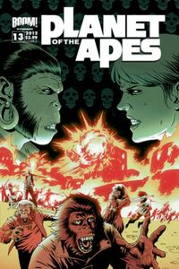 Planet of the Apes 13 Page 01