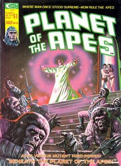 Planet of the Apes Magazine 10
