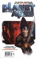 Planet Of The Apes (2001) Graphic Novel2