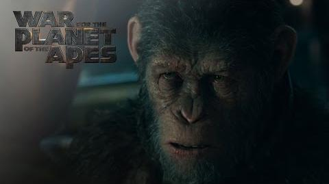 """War for the Planet of the Apes """"All of Human History Has Led to This Moment"""" TV Commercial"""
