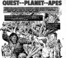 Quest for the Planet of the Apes