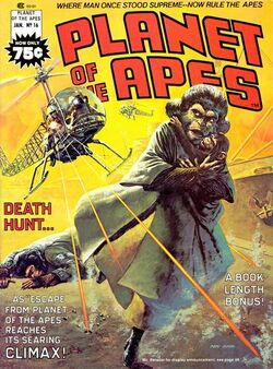 Planet of the Apes Magazine 16