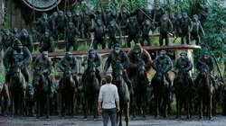 Caesar and the Ape Army