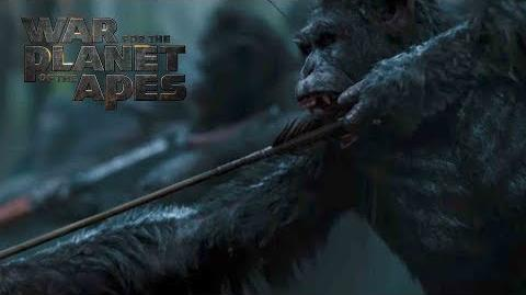 """War for the Planet of the Apes """"Their Reign Begins"""" TV Commercial 20th Century FOX"""