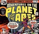 Adventures on the Planet of the Apes 6