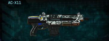 Forest greyscale carbine ac-x11