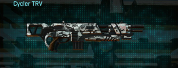 Forest greyscale assault rifle cycler trv
