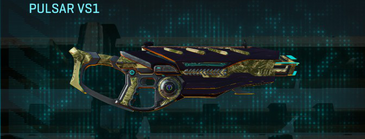 Palm assault rifle pulsar vs1