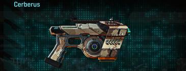 Desert scrub v2 pistol cerberus