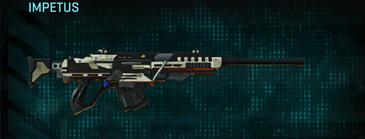 Indar dry ocean sniper rifle impetus