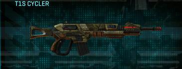 Indar highlands v2 assault rifle t1s cycler