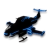 Reaver Blue Lumifiber Ray